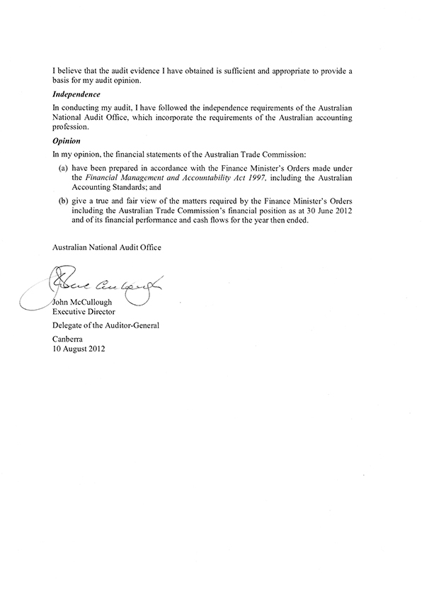 independent auditors report page 2
