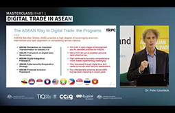 Export masterclass series: digital trade in ASEAN image