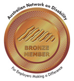 Australia Network on Disability logo