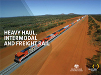 Heavy Haul, Intermodal and Freight Rail Cover