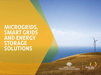 Microgrids, Smart Grids and Energy Storage Solutions industry capability report