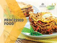 Food and Beverage - Austrade's industry capability information