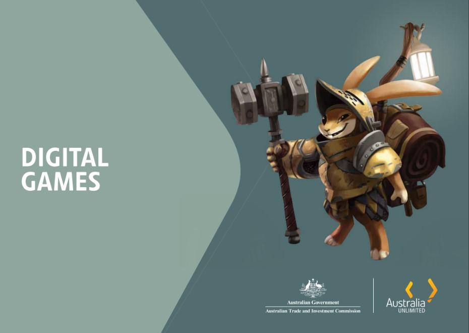 Download the Digital Games Industry Capability Report