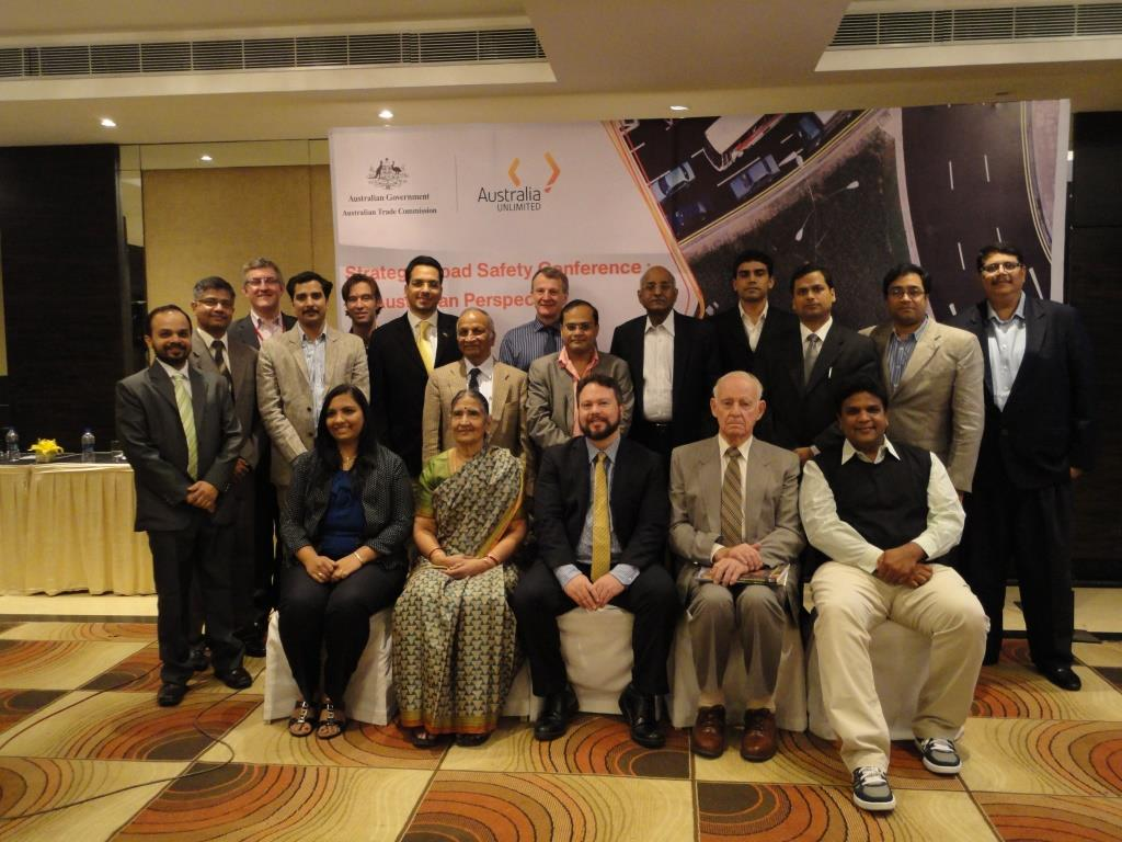 Australian Road Safety Expertise offered for India - Austrade