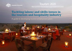 Guide to developing tourism employment plans