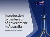 Introduction to the levels of government in Australia: Implications for investors Brochure