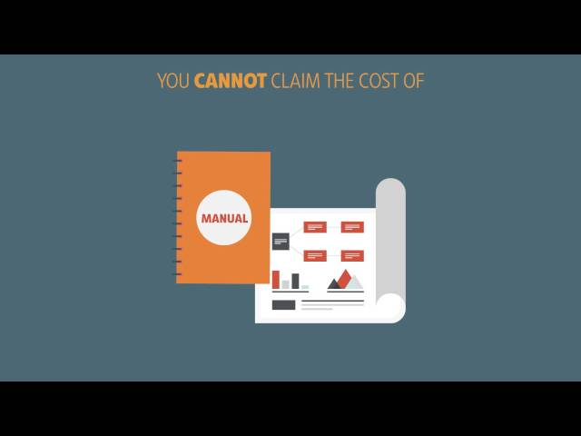 9 Claiming promotional literature and advertising expenses