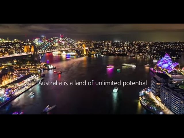 Australia Unlimited 2015 brand video