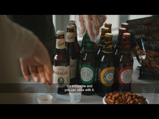 A video case study on Australian craft beer in Korea