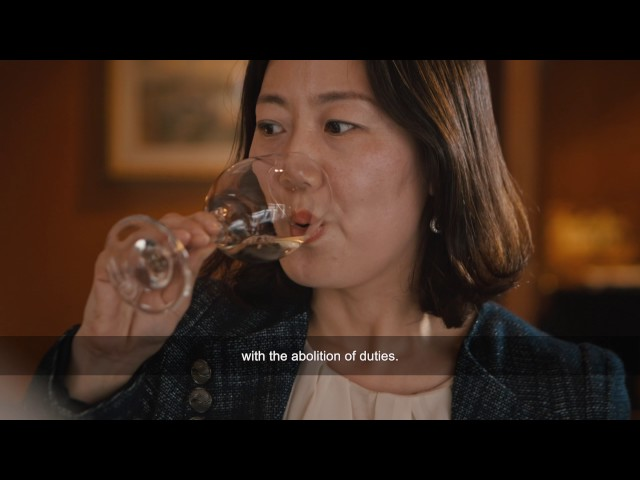 A video case study on Australian wine in Korea