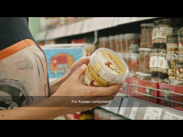 A video case study on Australian agricultural produce in Korea