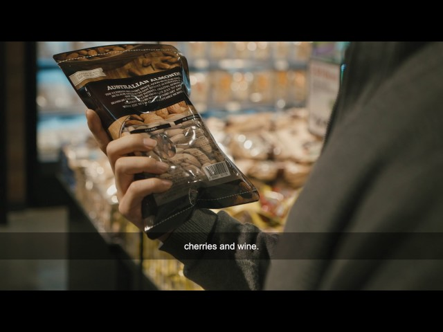 A video case study on Australian almonds in Korea