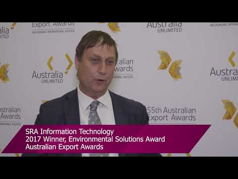 SRA Information Technology – 2017 Environmental Solutions Award