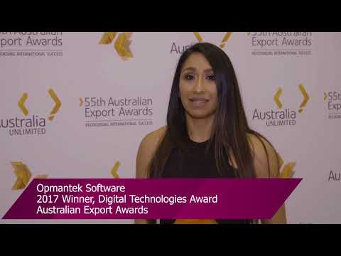 Opmantek Software – 2017 Digital Technologies Award winner
