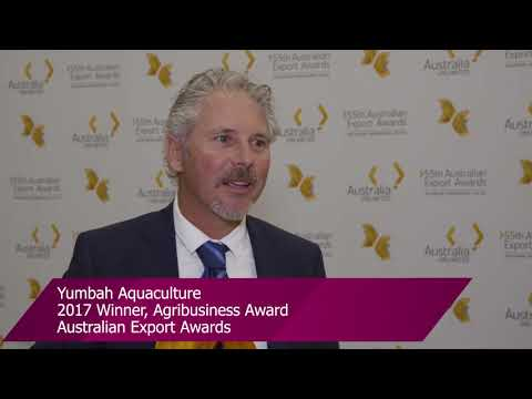 Yumbah Aquaculture – 2017 Agribusiness Award winner