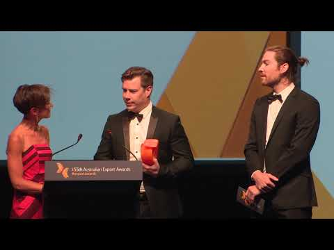 55th Australian Export Awards highlights