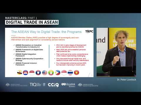 Export Masterclass Series: Digital Trade in ASEAN (Part 1/7)