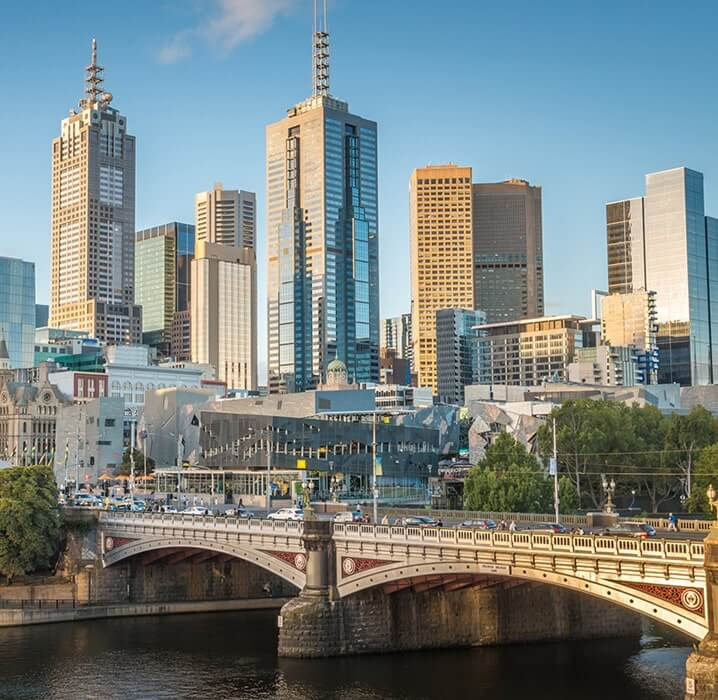 City of Melbourne, Australia