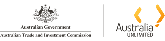 Australian Government - Australian Trade Commission logo