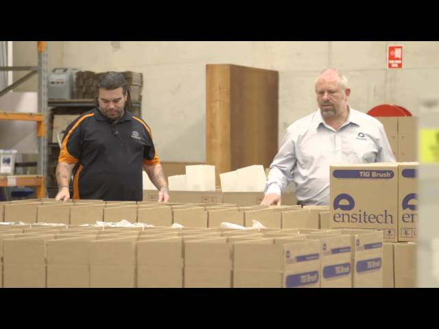 A video case study on Ensitech