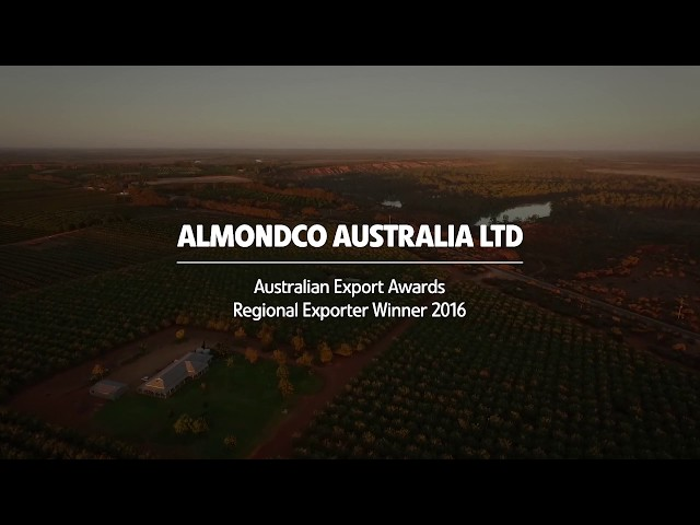 Almondco Australia Ltd Case Study