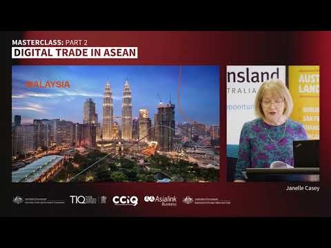 Export Masterclass Series: Digital Trade in ASEAN (Part 2/7)