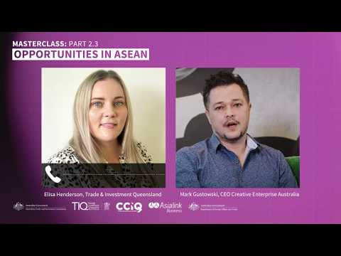 Export Masterclass Series: Digital Trade in ASEAN (Part 4/7)
