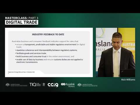 Export Masterclass Series: Digital Trade in ASEAN (Part 5/7)