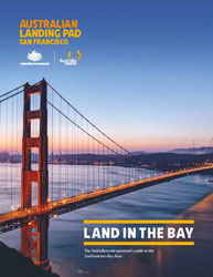 Land in the Bay: The Australian entrepreneur's guide to the San Francisco Bay Area